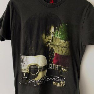 Bob Marley Graphic T Shirt Vintage Y2K 00s Tour M